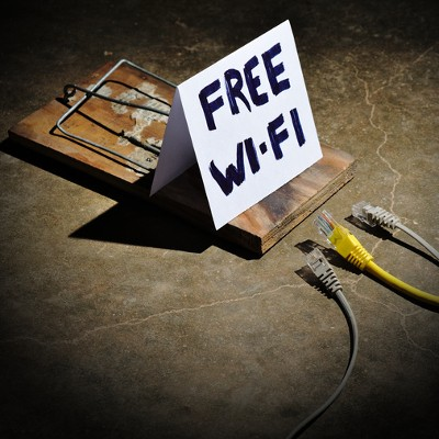 Think Twice Before Connecting to Public Wi-Fi