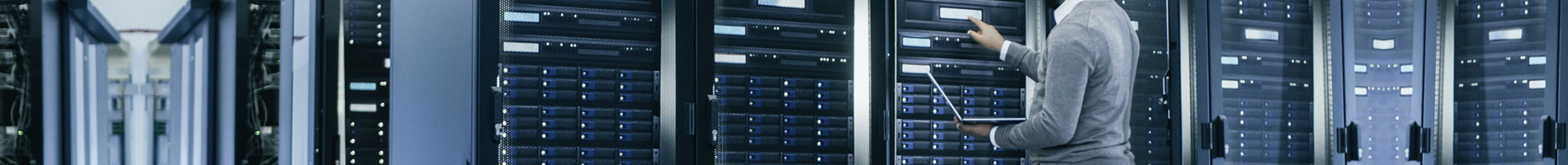 Managed Services banner image